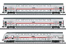 Minitrix Spur N MHI 15385 Ic-doppelstockwagen-set DB AG