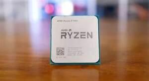 AMD Ryzen 5 1400 CPU  3.2GHz Quad-Core Socket AM4 Processor 65W