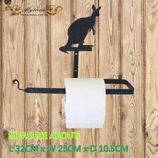 Wrought iron kitchen paper towel holder Bathroom Paper Holder