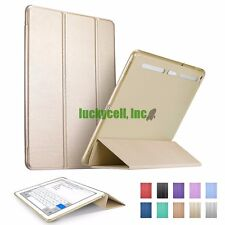 New Ultra Slim Magnetic PU Leather Smart Cover Case For Apple iPad Pro 12.9""