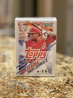 2021 Topps Series 1 Baseball Factory Sealed MLB Relic Blaster Box Sealed- FAST🚚