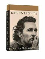 Greenlights by Matthew McConaughey Hardcover-2020
