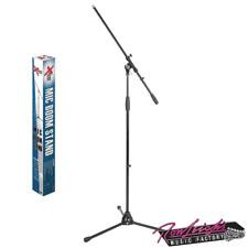 Xtreme MA420B Microphone Boom Stand in Black