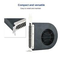 GPU Cooling Exhaust Fan Radiator PCI Case Heat Sink PC Cooler Blower Computer DH