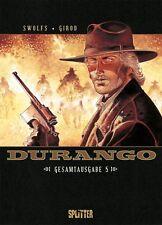 Durango Gesamtausgabe 5  Splitter Verlag Neuware  EVT 12.1.2.18