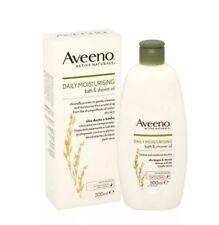 Aveeno Daily Moisturising Bath & Shower Oil 300ml