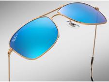 Gafas de sol RayBan RB3543 ¡Elige el color con lentes Chromance Polarizadas!