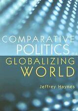 Comparative Politics in a Globalizing World