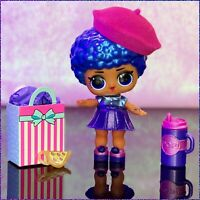 LOL Surprise Present September Sweet Sapphire Doll Birthday Holiday Gift Box NEW