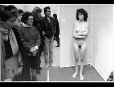 """PARIS Grand Palais / NU ARTISTIQUE """"SCULPTURAL ?"""" par Daniel MEYLAN en 1987"""
