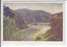 AK St. Nikola an der Donau, Dunauwinkel, Künstler R. Schmidt 1928