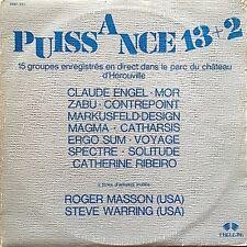 Various Artists - Puissance 13 + 2 / Various [New Vinyl] Gatefold LP Jacket, Ltd