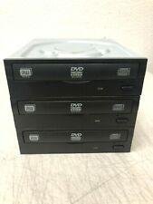 LOT of 3 LITE-ON DVD/CD Rewritable SATA Optical Drive iHAS124-04B - USED