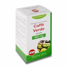 Caffè verde +Forte - 75 compresse da 600mg - Green coffee INTEGRATORE DIMAGRANTE