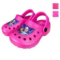 Pantofole Disney Frozen ciabatte per ragazza bambina zoccoli clog 1887