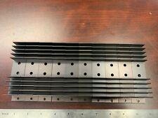 *10-Pcs Lot 122mm x 26mm x 32mm Aluminum Heat Sinks for Transistors