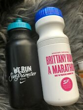 Sf marathon gift water bottles