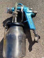 Binks MACH 1 HVLP BBR 95P  Spray Gun W/ Quart Paint Sprayer Pressure Cup.