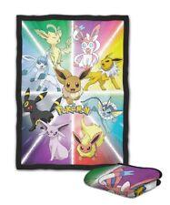 Eevee Pokemon Evolution Blanket ( KIDS / MEDIUM / LARGE )