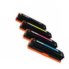 CE320a CE321a CE322a CE323a Compatible Set For 128a Hp Laserjet CM1415FN CP1525n