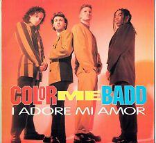 """COLOR ME BADD - 12"""" - I Adore Mi Amor (International Mix) / Sex You Up (Mixes) P"""