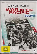 WORLD WAR II - WAR IN THE PACIFIC - VOLUME 3 - DVD - NEW