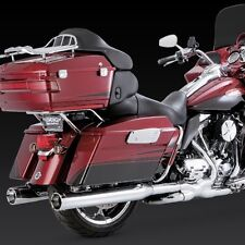 V&H Monster Exhaust 95-16 HARLEY Electra/Road/Street/Tour Glide/ Road King 16773