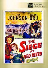 Siege AT Rojo RIVER DVD (1954) VAN JOHNSON,JOANNE DRU RICHARD BOONE RUDOLPH MATE