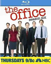 The Office Season 6 Blu-ray DVD's Complete Season! Brand New! Factory Sealed!