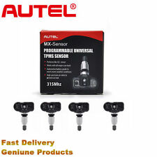 Autel MX-Sensor 315MHz Universal Programmable TPMS Sensor for Tire Pressure