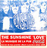 The Sunshine CD Single Love - France (EX/M)