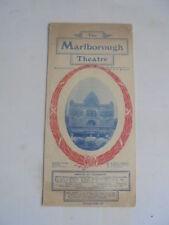 Programmes Pre 1940 Operas Collectables