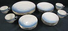 "Bing & Grondahl ""Seagull"" Porcelain Dinnerware Set of 4 (20 pieces)"