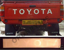 TOYOTA  pick-up tailgate decal, pickup truck 4x4, Toyota Hilux