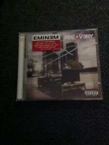 EMINEM Recovery HAND SIGNED CD  - RARE - AUTOGRAPHED