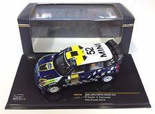 Mini John Cooper Works #52 Sandell - Ixo 1:43 Diecast Model Rally Car Ram493