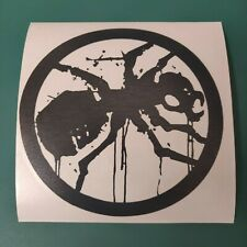 The Prodigy Ant round logo graffiti style - Vinyl Decal Sticker