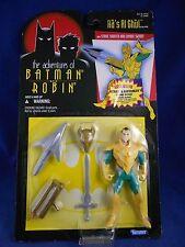 "Batman ""Adventures of Batman & Robin"" - 1995 - Ras Al Ghul  – MIMP - Kenner"