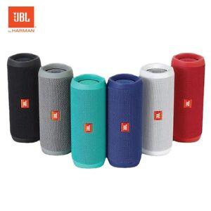 JBL Flip 4 Bluetooth Powerful Speaker Wireless Waterproof Speaker & Stereo Music