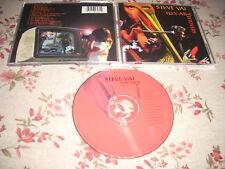 """STEVE VAI """"FLEX-ABLE LEFTOVERS"""" STUART HAMM/EPIC-SONY MUSIC CD 1998/EK 69703"""