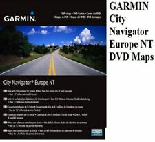 Garmin City Navigator Europe NT DVD Maps