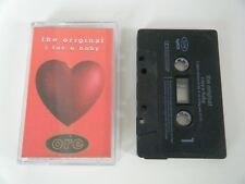THE ORIGINAL I LUV YOU BABY CASSETTE TAPE SINGLE LOVE ORE MUSIC UK 1995