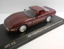 Modellini statici di auto, furgoni e camion Corgi per Chevrolet scala 1:43