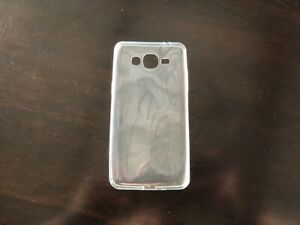 Samsung Galaxy Grand Prime Soft Clear Case