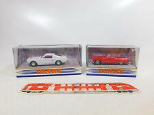 CD319-0,5# 2x Matchbox Dinky 1:43 Ford: DY 16-B Mustang + DY-31, NEUW+OVP