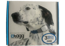 GPS Tagg The Pet Tracker - Dog and Cat Collar Attachment, Blue