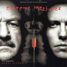 EXTREME MEASURES CD DANNY ELFMAN SOLD OUT SOUNDTRACK