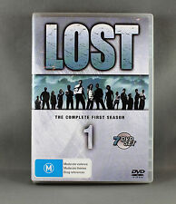 "LOST ""THE COMPLETE FIRST SEASON"" (7 DISC DVD SET) - R4-PAL - LIKE NEW"