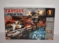 Risk 2210 AD Avalon Hill Hasbro Board Game Sci Fi Space Global Domination 2001
