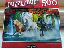 New 500 Piece Jigsaw Puzzle (River Runners) Puzzlebug